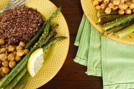 20-Minute Vegan Dinner for Two