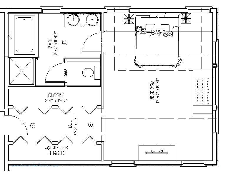 5 X 9 Bathroom Layout Lovely Bathroom Floor Plans By Size Awesome 8 X 7 Bathroom Layout Ide Master Suite Floor Plan Master Suite Layout Master Bedroom Addition