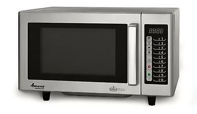 Amana 1000w Commercial Microwave Oven S