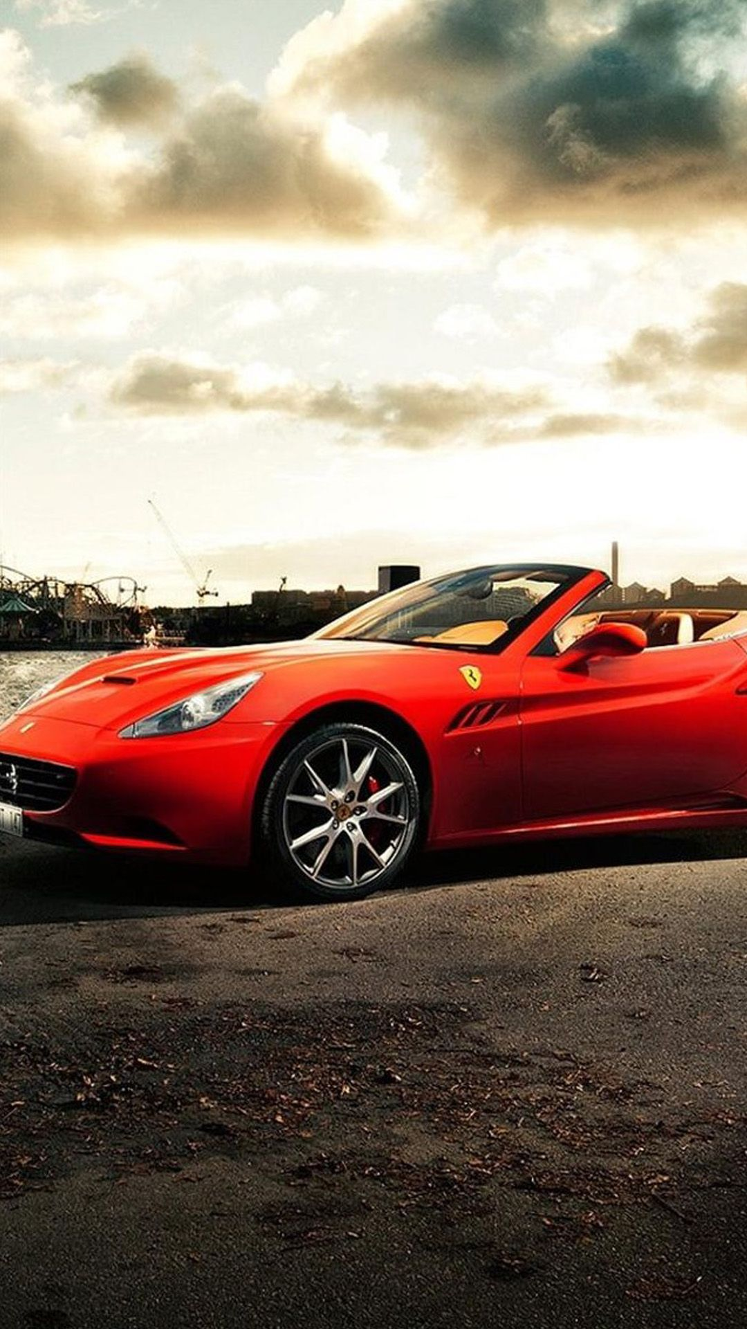 TAP AND GET THE FREE APP! Men's World Ferrari Red Luxury