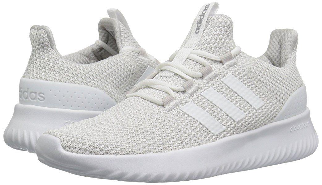 Amazon.com | adidas Womens Cloudfoam Ultimate Running Shoe ...