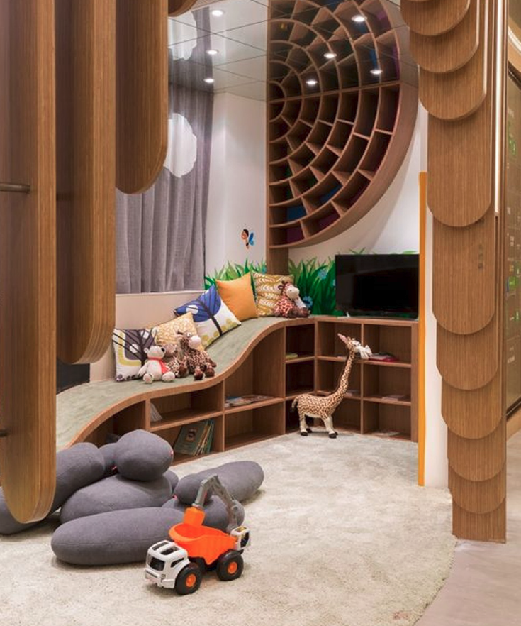 Kid Cafe Furniture: Pin By Lyna L On 兒童房|AREA-Kids' Rooms In 2019