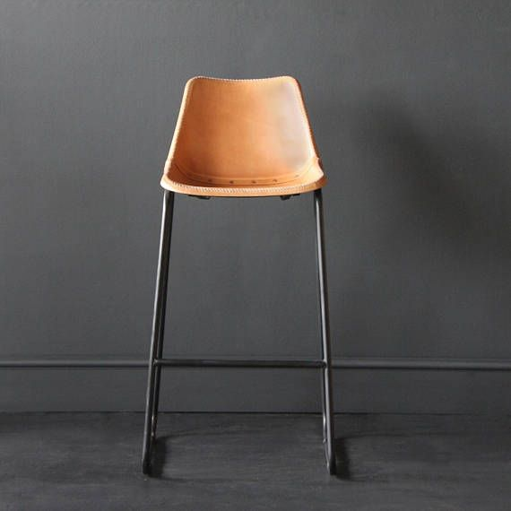 Terrific Saddle Up The Road House Tan Leather Bar Stool Represents A Gamerscity Chair Design For Home Gamerscityorg