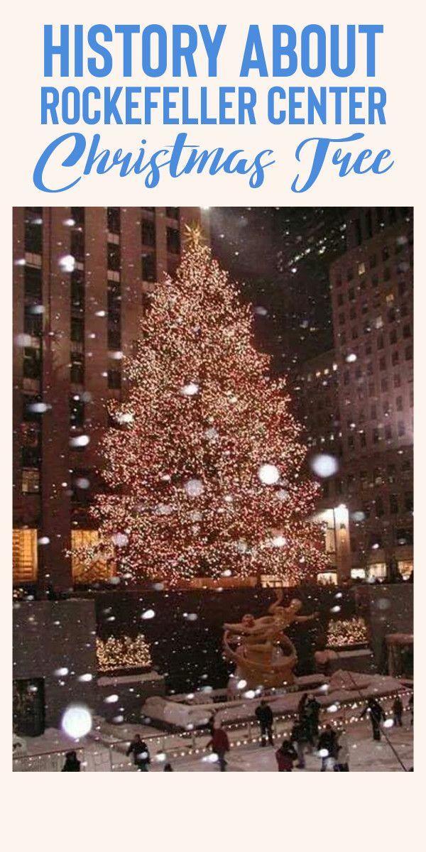 Rockefeller Center Christmas Tree History in 2020