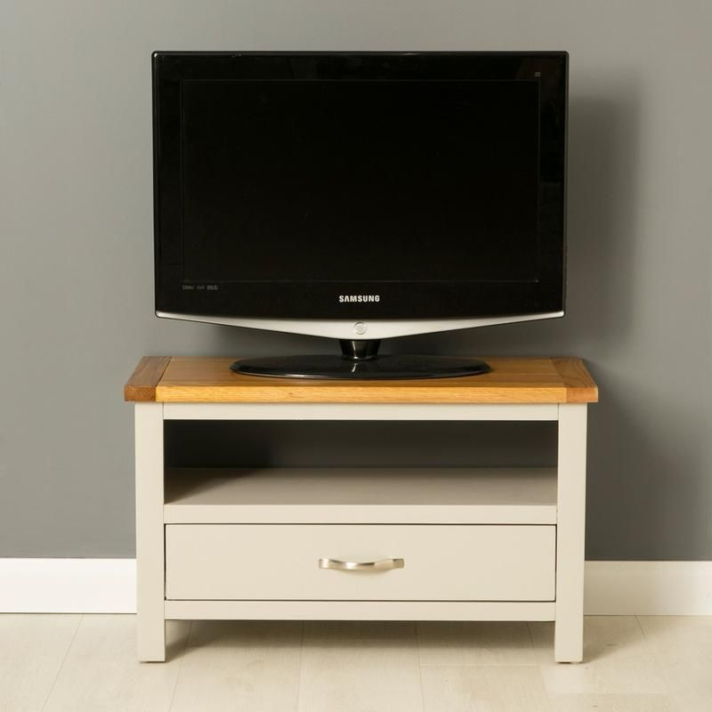 Mullion Painted 75cm Tv Stand Flat Screen Tv Stand Small Tv