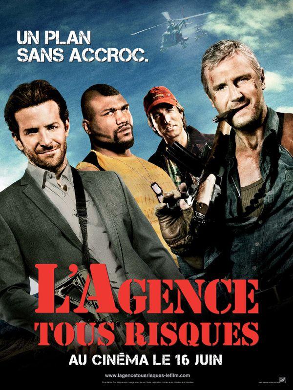 L Agence Tous Risques Est Un Film De Joe Carnahan Avec Liam Neeson Bradley Cooper Synopsis Aucune Equipe Ne Ressemble Agence Tous Risques Liam Neeson Film