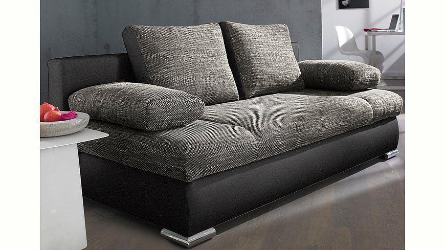 Collection AB Schlafsofa, wahlweise mit Federkern Jetzt bestellen - wohnzimmer sofa schwarz