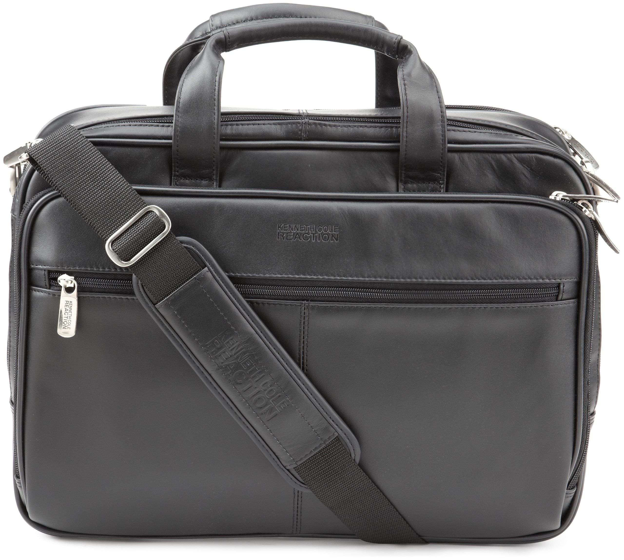 5303afe7bec1 Dad_Amazon.com: Kenneth Cole Reaction Luggage , I Rest My Case, Black, One  Size: Clothing