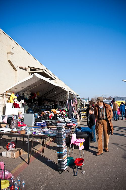 Flea markets in okc