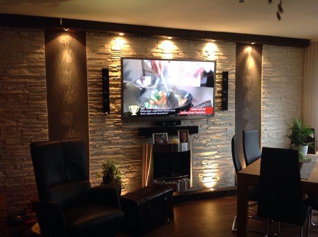 pin von alex auf heimkino tv wand pinterest wohnzimmer verblender und tv w nde. Black Bedroom Furniture Sets. Home Design Ideas