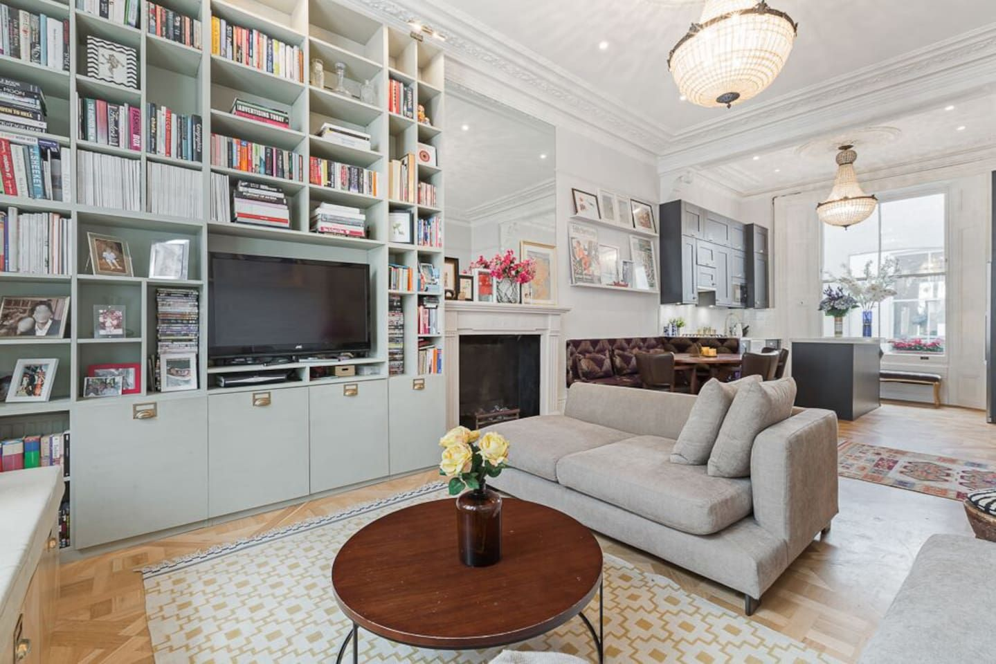 Stunning 2 Bed Notting Hill House in Notting Hill ...