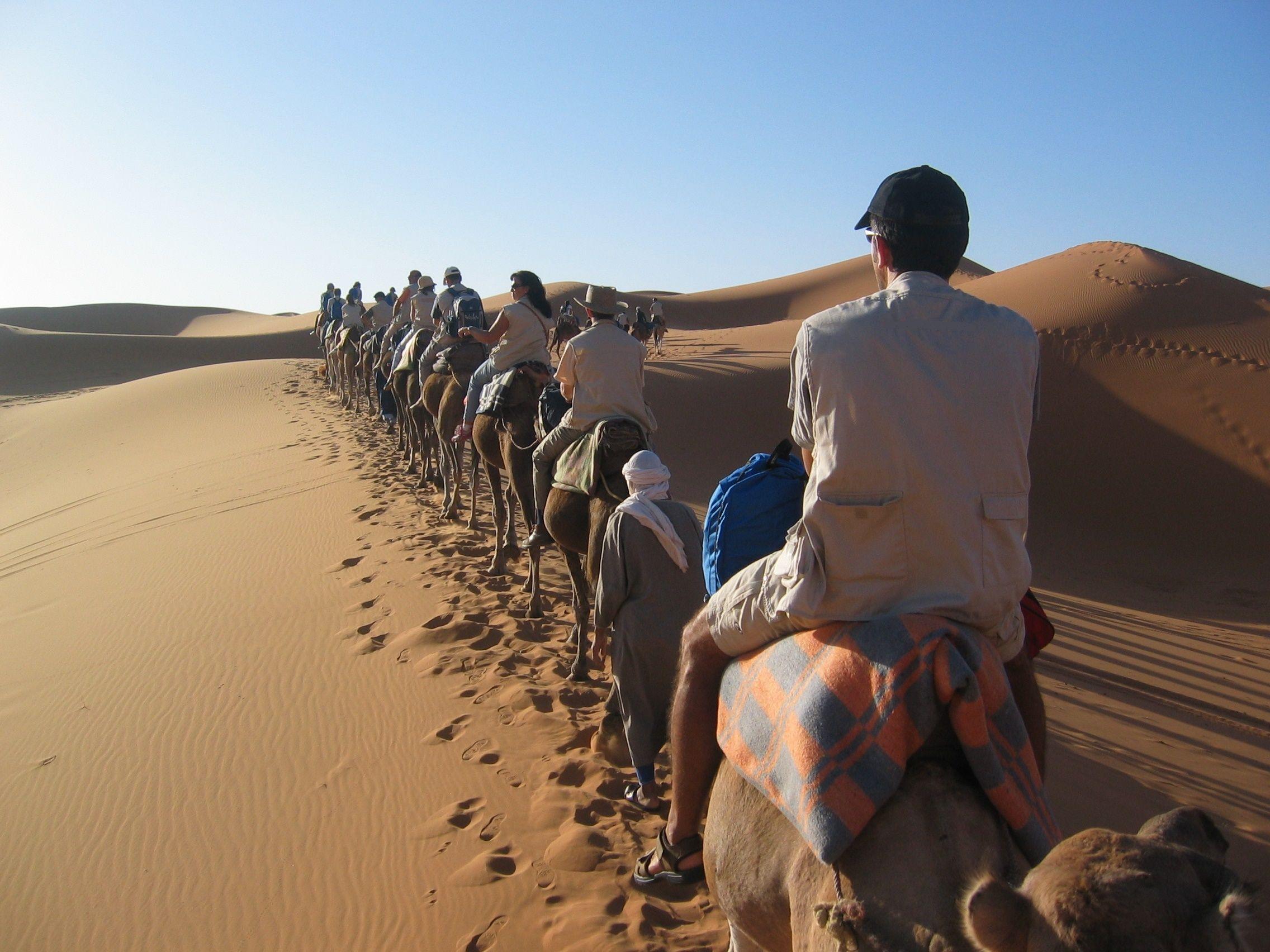 Camino al Oasis de Ouvira, #MTB @BTT