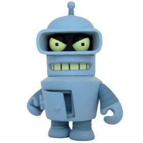 Kidrobot-Futurama-1-Figure-Bender