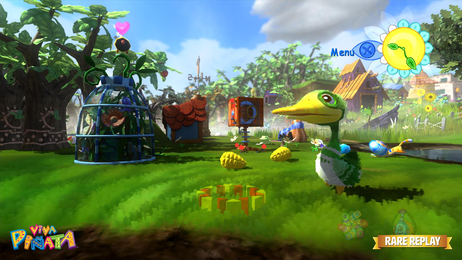Rare Replay Viva Piñata Xbox 360 Animal Party Pinata Rare