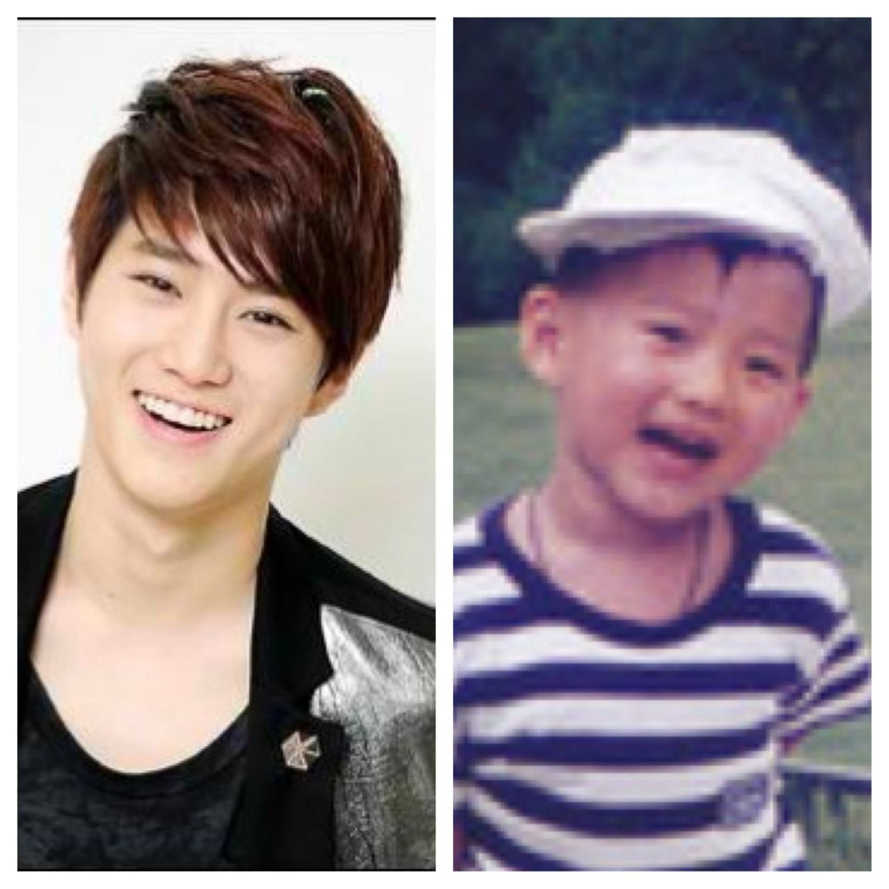 Suho Young And Now