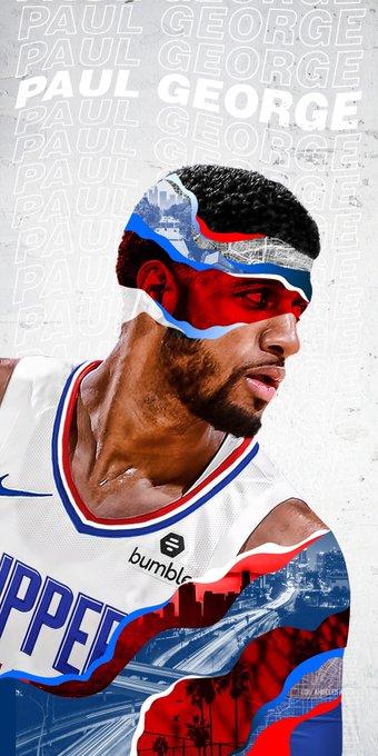 18 La Clippers Laclippers Twitter Nba Basketball Art Basketball Art Best Nba Players