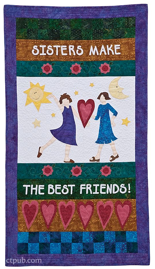 Sisters Make the Best Friends, in: Heartwarming Possibilities by Lynda Milligan & Nancy Smith,  eBook at C and T Publishing