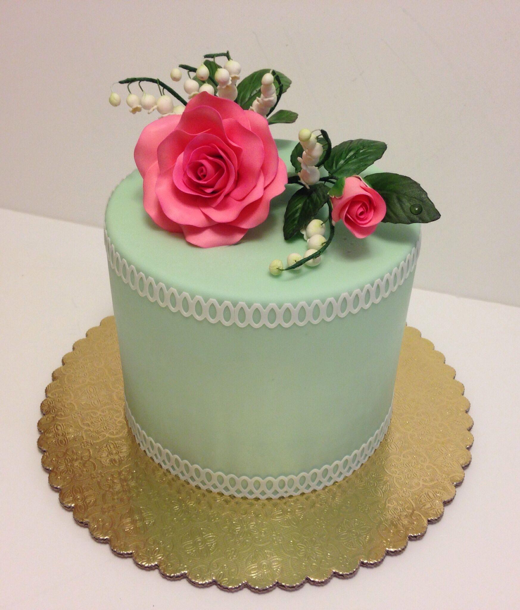 Birthday Cakes Vanilla Cake And Raspberry Whipped Cream Filling