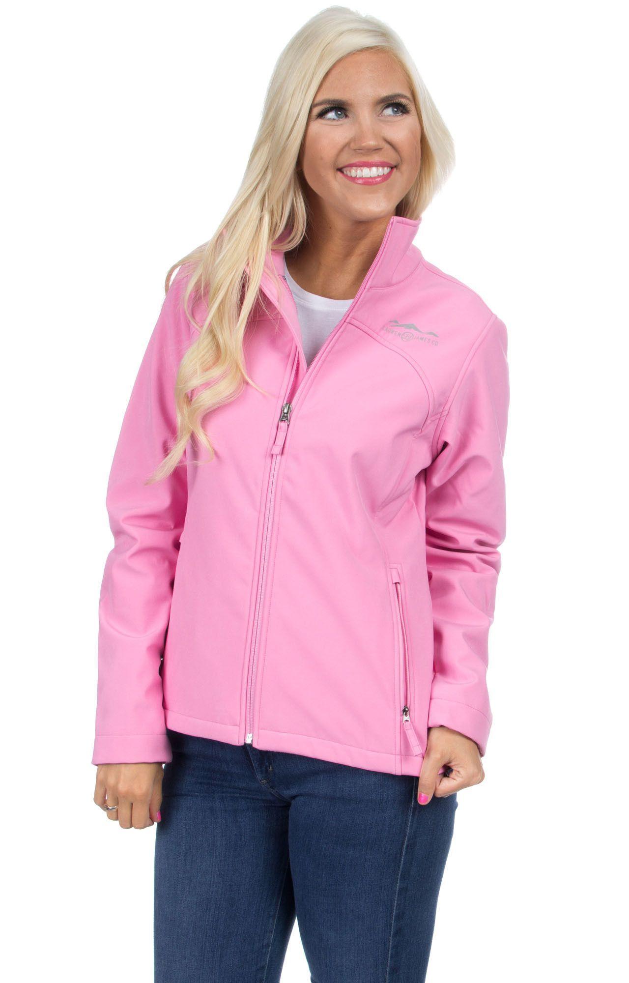 Bradford softshell jacket by Lauren James