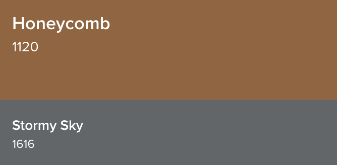 Best Gray And Caramel Color Combination From Benjamin Moore In 640 x 480