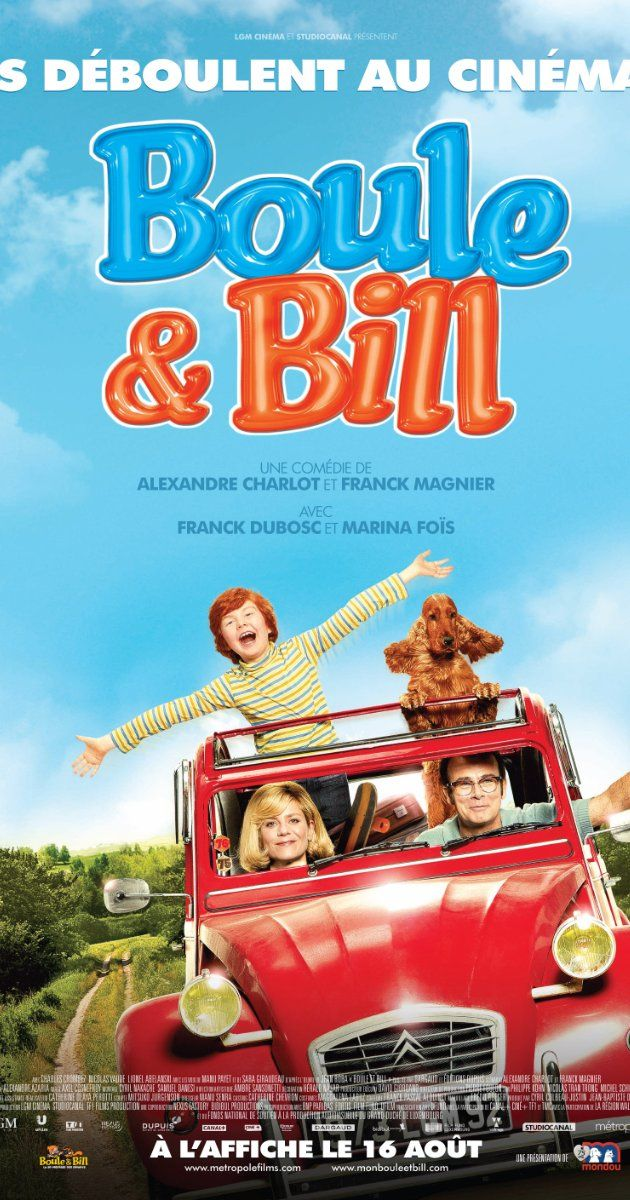 Boule Et Bill Le Film : boule, Boule, Movie, List,, Streaming,, Movies, Online