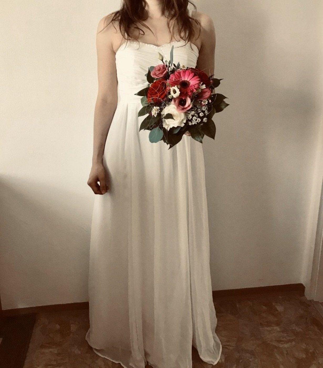Pin auf Hochzeitskleid Farbe Mode 13