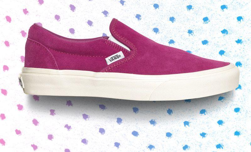 Enlace Saludo Mil millones  Vintage Suede Slip-On   Shop Womens Shoes at Vans   Ropa, Ropa y  accesorios, Accesorios