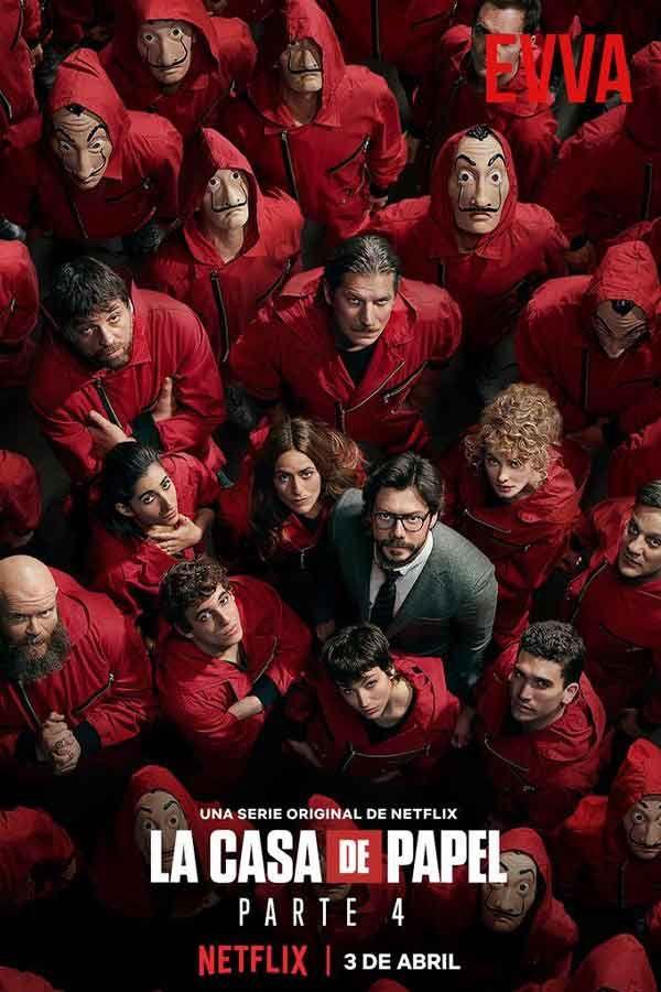 Evva Movies In 2020 Netflix Poster Seasons