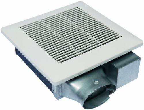 Panasonic fv 10vs1 whispervalue 100 cfm super low profile ventilation fan white by panasonic for Low profile bathroom exhaust fan