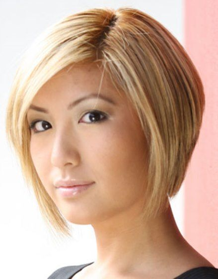 Short Graduated Haircut Short Hairstyles For Fine Hair Bob Haircut For Fine Hair Haircuts For Fine Hair Graduated Haircut