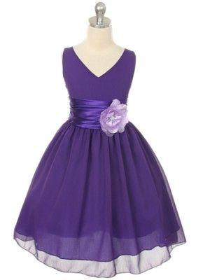 1f26bc881 Vestido de fiesta morado | Vestidos | Vestidos de fiesta, Vestidos para  niñas y Vestidos para adolecentes