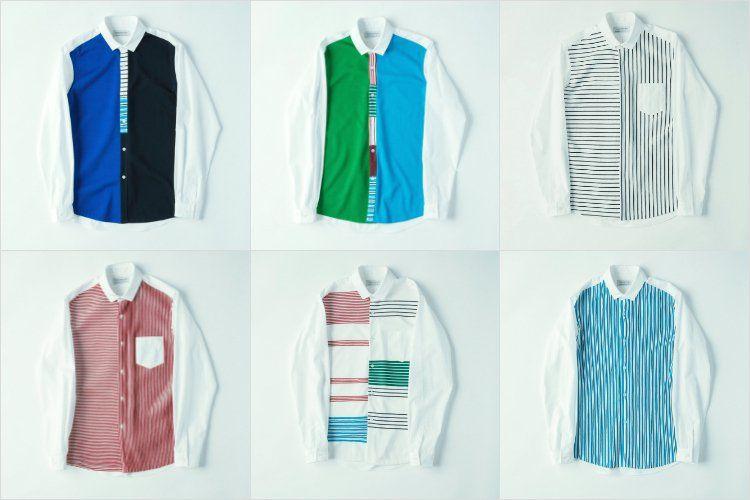 Tomorrowland knit shirts