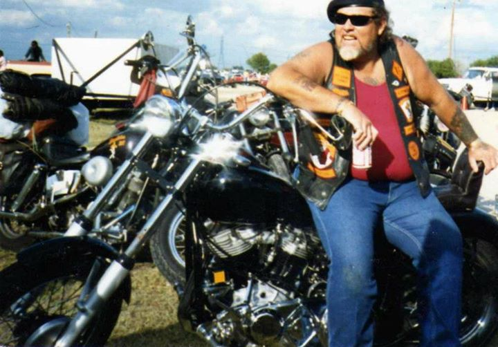 Ronnie Hodge 1 Er Harley Men Biker Clubs Bandidos Motorcycle Club