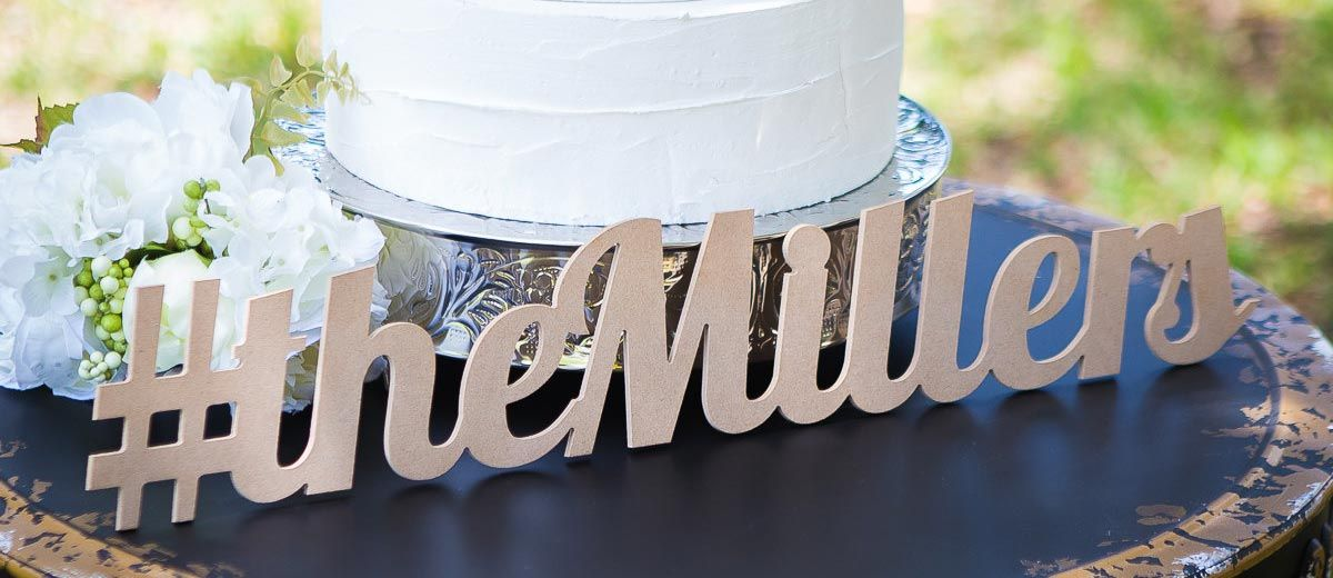 8 Steps For A Unique Wedding Hashtag In 2020 Wedding