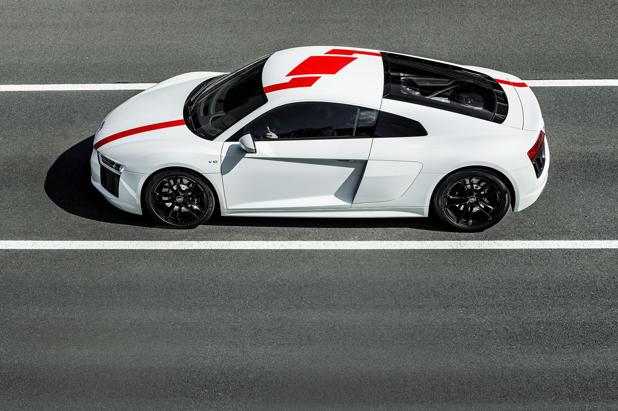 Carnews 2018 Audi R8 V10 Rws Debuts At Frankfurt With Rwd For The Purists