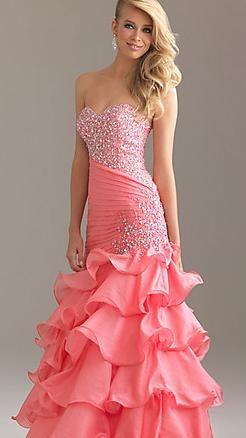 Its The Prettiest Dress Ive Ever Seen Prettiest Prom