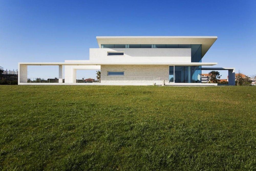 Modern Architecture Villas