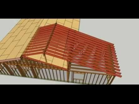 Cross Gable Roof Addition Google Search House Roof Roof Design House With Porch