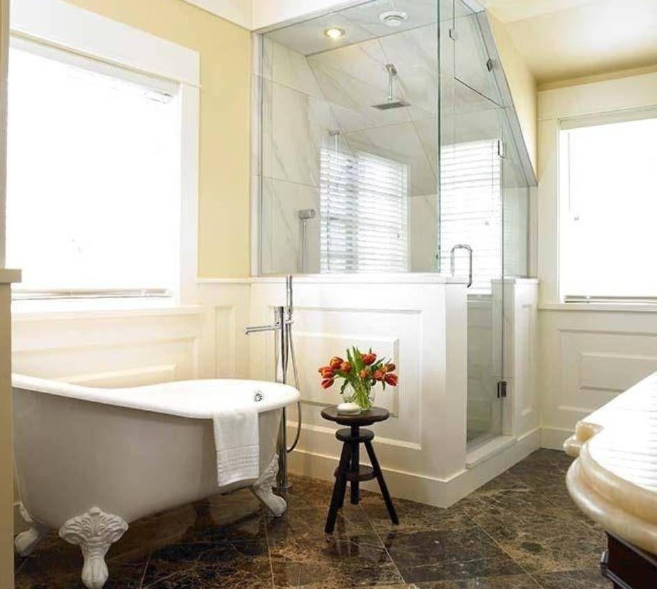 Bathroom , Ideal Corner Shower Stalls For Small Bathrooms : Corner ...
