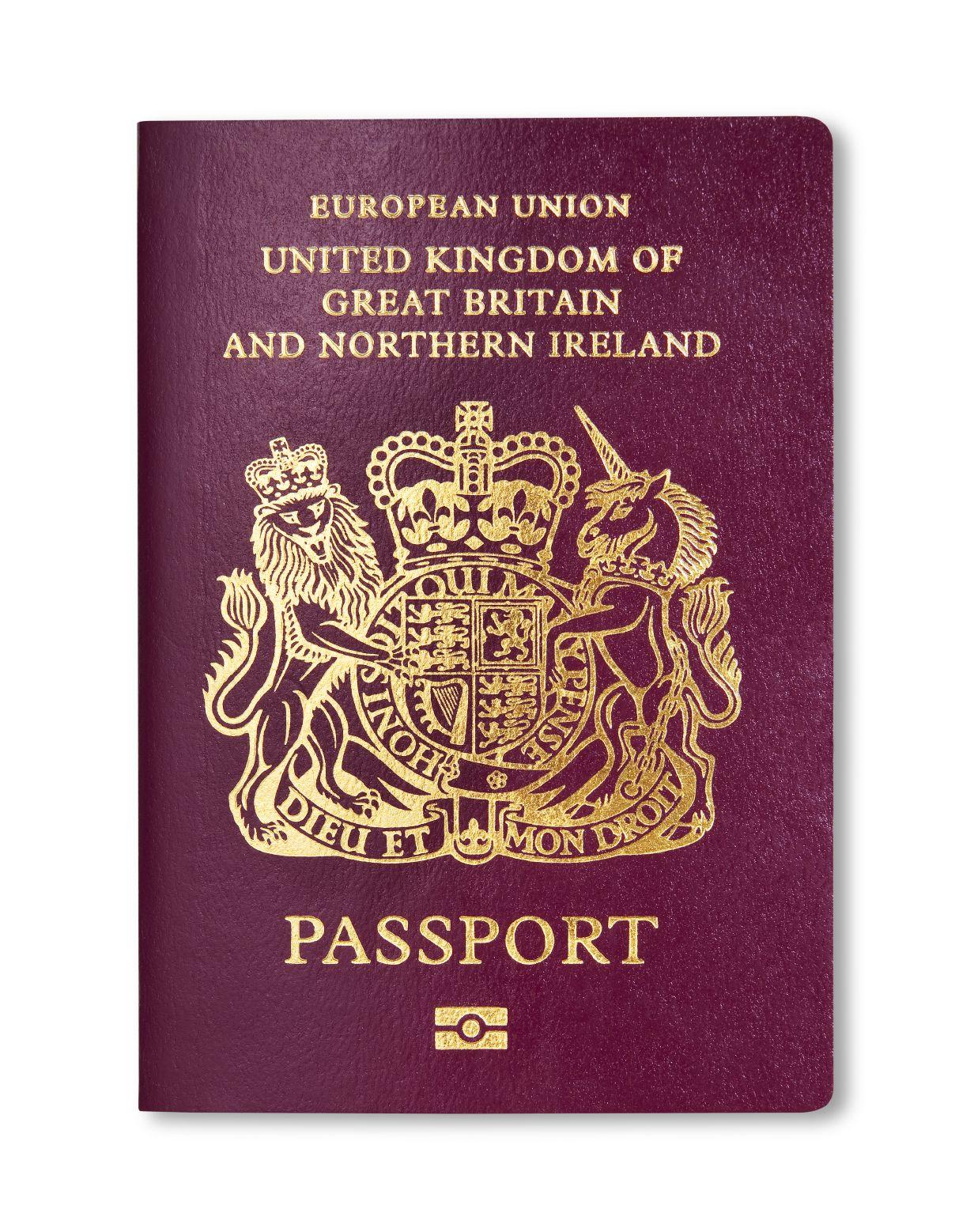 Pasaportes del Mundo - Gran Bretaña y Reino Unido #Viaje ...