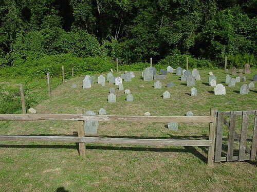 Baker Hollow Road Cemetery - Marion, KY-Witnesses say Baker