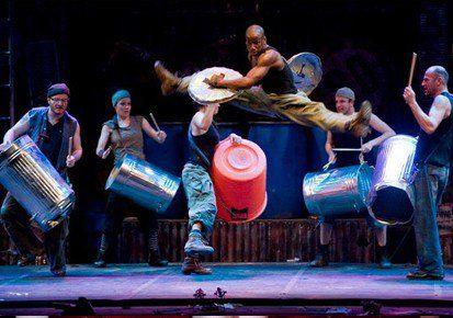 Stomp | Ambassador theatre, Theatre
