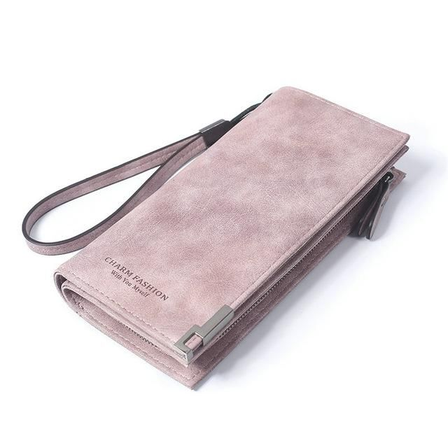 4624acce8f7 Item Type: Wallet Item Length: 19.9cm Wallet Length: Long Gender: Women  Lining Material: Polyester Style: Casual Item Weight: 0.18kg Closure Type:  Zipper ...