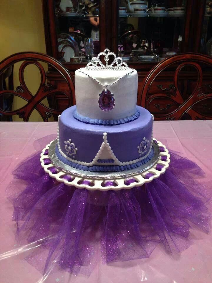 Sophia The First Cake Visit Fireblossomcandle For More Party