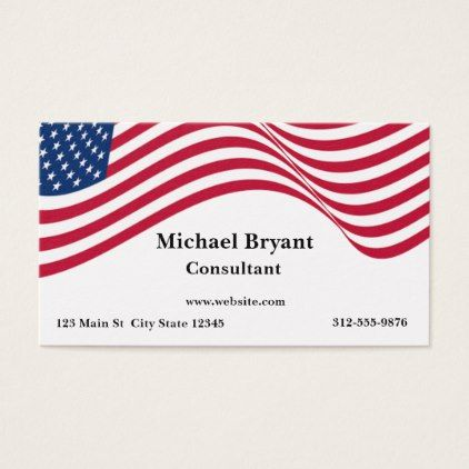 American flag business card red gifts color style cyo diy american flag business card red gifts color style cyo diy personalize unique colourmoves