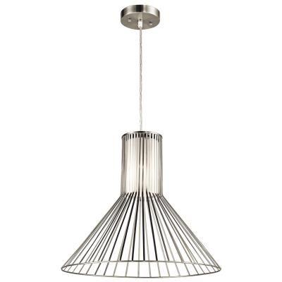 Kichler 43245ni Indoor Pendant Brushed Nickel Pendant Lights Pendant Light