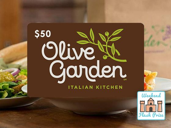 Win A 50 Olive Garden Gift Card Olive Garden Gift Card Olive Garden Recipes Restaurant Gift Cards