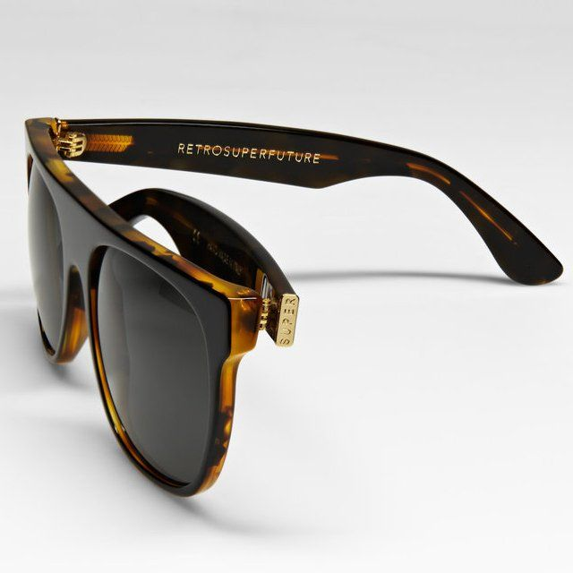 Slnečné Okuliare · Fancy - Flat Top Havana Black Top Sunglasses d2e80175b01
