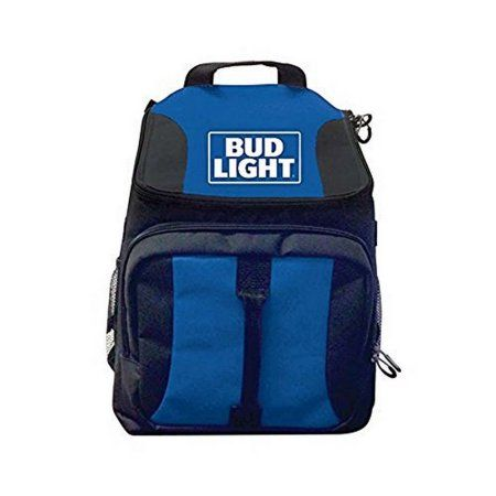 40 Can Duffel bag Bud Light cooler with shoulder straps and handle straps 54daa2d0f96cc