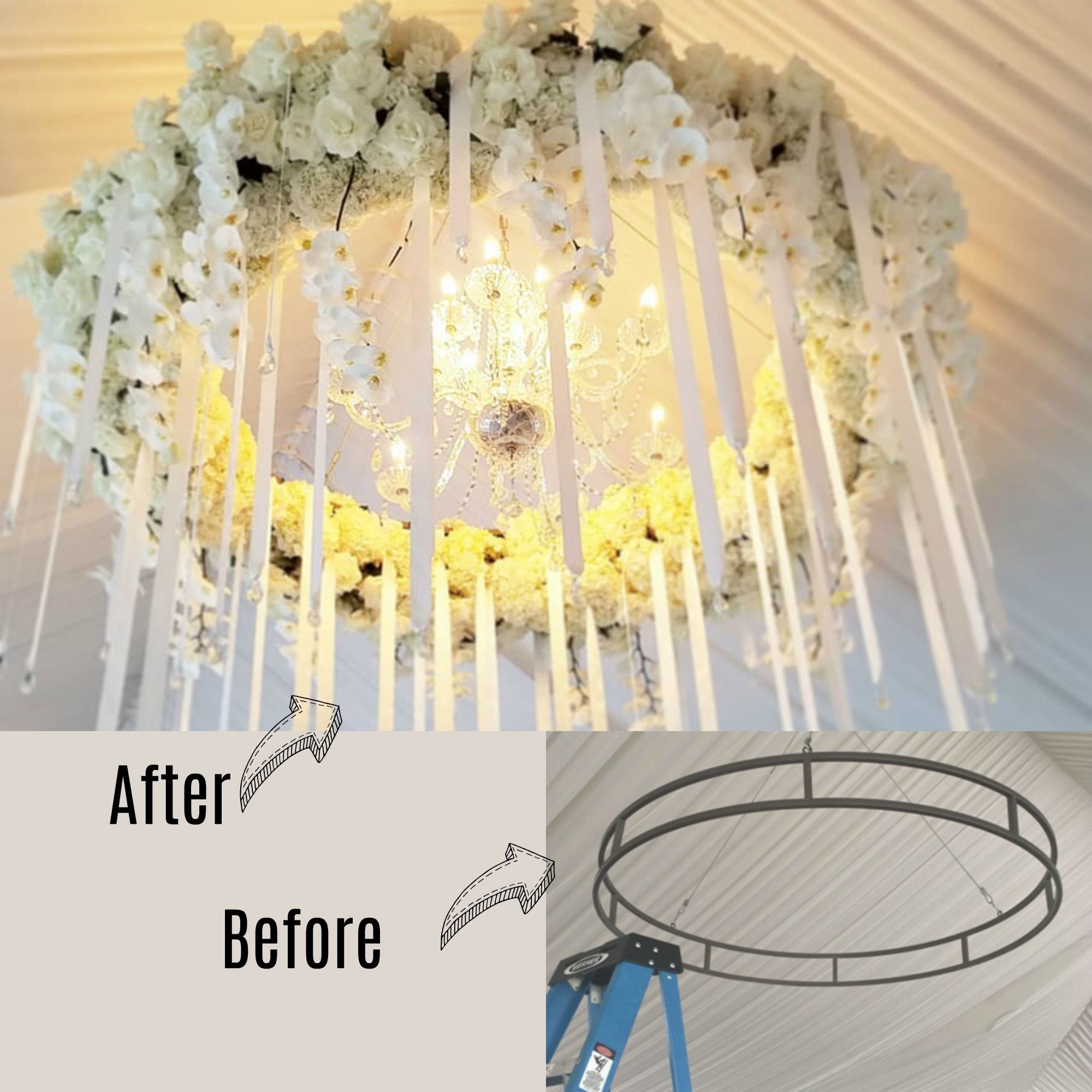 Wedding decor diy wedding decorations  The wedding decoration possibilities are endless A simple and
